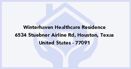 Winterhaven Healthcare Residence