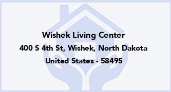 Wishek Living Center