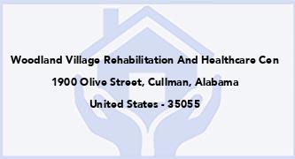 Woodland Village Rehabilitation And Healthcare Cen