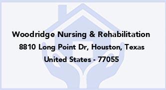 Woodridge Nursing & Rehabilitation