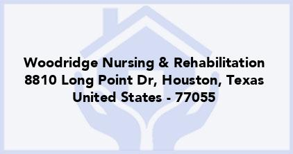 Woodridge Nursing & Rehabilitation