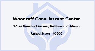 Woodruff Convalescent Center