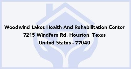 Woodwind Lakes Health And Rehabilitation Center