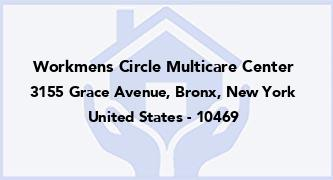 Workmens Circle Multicare Center